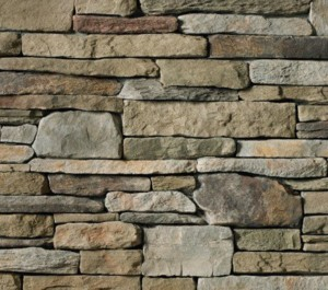 Cultured Stone Southern Ledgestone Bucks County