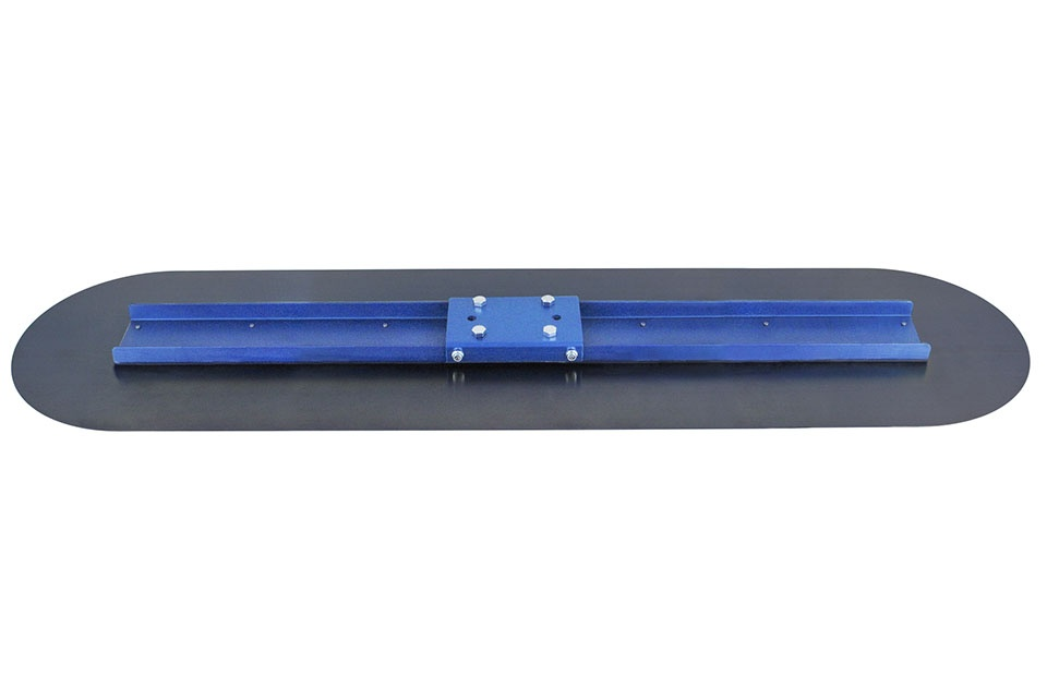 "Kraft Tool CC750-01 48"" Big D Blue Steel Bull Float"