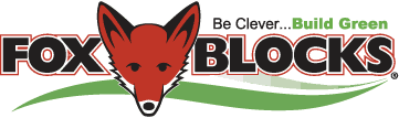 Fox Blocks Insulated Concrete Forms Logo