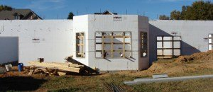 ICF Insulated Concrete Forms Fox Blocks Alaska